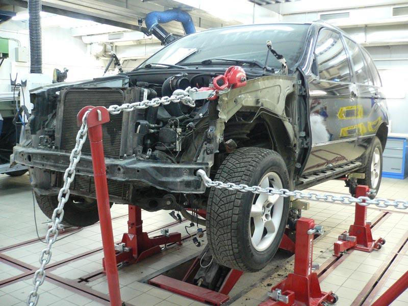 Кузовной ремонт в Иркутске