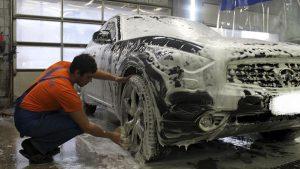 Кузовной ремонт в Иркутске - автомойка бесплатно
